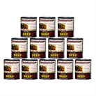 BEEF 28OZ CAN-12 PACK