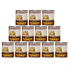 TURKEY 28OZ CAN-12 PACK