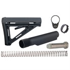 AR15/M16 MOE BUTTSTOCK KIT GRAY