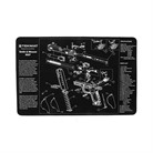 17-SWMP SMITH & WESSON M&P GUN MAT