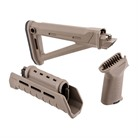 AK-47/74 MOE FURNITURE KIT, FDE