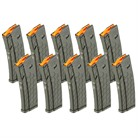 AR-15 MAGAZINE 30RD OD GREEN 10 PACK