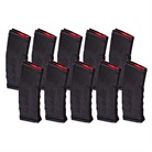 AR-15 30RD MAG BLK 10-PACK
