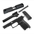 P320 CAL X KIT CPCT 40 S&W 10RD BLK