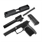 P320 CAL X KIT FULL 9MM 10RD BLK
