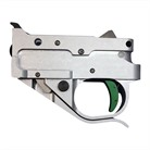 RUGER 1022 SILVER HOUSING, GREEN SHOE