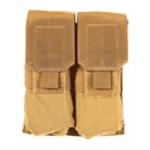 STRIKE  DBLE MAG POUCH HOLDS 4 - COYOT