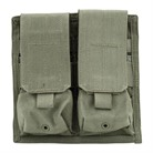 STRIKE  DBLE MAG POUCH HOLDS 4 - OLIVE