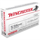 WIN AMMO 55GR FULL METAL JACKE