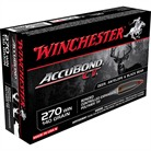 WIN AMMO 270 140GR ACCUBOND CT