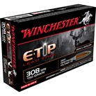 WIN AMMO 150GR 308 RIFLE E-TIP