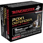 WIN AMMO 9MM 124 GR. PDX1 BOND