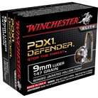 WIN AMMO 9MM 147GR. PDX1 BONDE