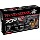 WIN AMMO 12GA. 2.75     XP3 SABO
