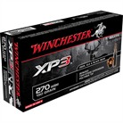 WIN AMMO 270 WSM 150GR. XP3 20