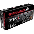 WIN AMMO 300 WSM 180 GR. XP3 2