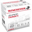 WIN AMMO 20GA. 2 3/4     7/8OZ S