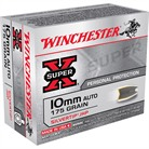 WIN AMMO 10MM 175GR STHP SX