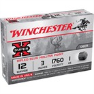 WIN AMMO 12GA 3     1OZ SX RIFLE