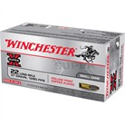 WIN AMMO 22LR HP 37GR LEAD HP