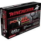 WIN AMMO 243 WIN 100GR POWER M