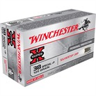 WIN AMMO 38 SUPER+P 125GR SX S