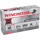 WIN AMMO 12GA 2.75     SX-BUCK #