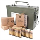 Federal 5 point 56mm M855 Rifle Ammunition Ammo Can Federal Ammunition