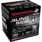 WIN AMMO 20GA 3   5SHOT BLIND SIDE