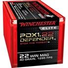 WIN AMMO 22MAG JHP 45GR 50RDS/BX