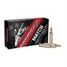 Norma Match Ammo 223 Remington 77gr Hpbt