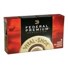 Federal Federal Premium Vital Shok Trophy Bonded Tip Rifle Ammo Federal Ammunition