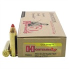 Hornady Hornady Custom Interlock Rifle Ammunition Hornady Ammunition