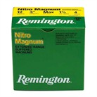 Remington Arms Inc point Remington Nitro Mag Buffered Magnum Shotgun Ammunition Remington Arms Inc. Ammunition