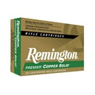 Remington Arms Inc point Remington Premier Copper Solid Rifle Ammunition Remington Arms Inc. Ammunition