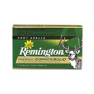 Remington Arms Inc point Remington Premier Copper Solid Sabot Slugs Remington Arms Inc. Ammunition