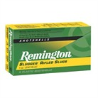 Remington Arms Inc point Remington Slugger Rifled Slug Shotgun Ammunition Remington Arms Inc. Ammunition