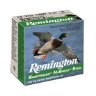 Remington Arms Inc point Remington Sportsman Hi Speed Steel Shotgun Ammunition Remington Arms Inc. Ammunition
