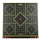 "SHOOT-N-C 17.75"" SIGHT-IN TARGETS 5PK"