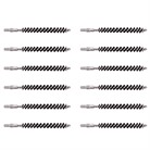 .24-6MM RIFLE BRUSH 8-32 MALE-12 PACK