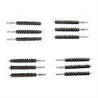 .20-.308 RIFLE BRUSH 8-32 MALE-12 PACK