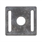 60343 SWIVEL PLATE, SYN. STOCK 60156