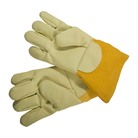 "KEVLAR 14"" HI/TEMP WOOL LINED GLOVE PR"