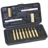 MA01 MASEN BRASS HAMMER & PUNCH SET