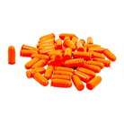 9MM MAK ORANGE SAF-T-TRAINERS, PKG 50
