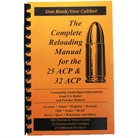LOADBOOK RELOADING MANUAL/.25 & .32 AC