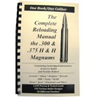 LOADBOOK RELOADING MANUAL/300 & 375 H
