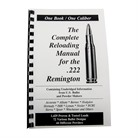 LOADBOOK RELOADING MANUAL/222 REM