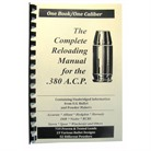 LOADBOOK RELOADING MANUAL/380 AUTO