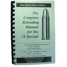 LOADBOOK RELOADING MANUAL/38 SPECIAL